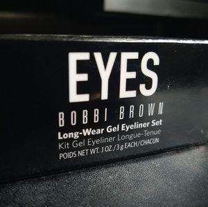 New Bobbi Brown Gel Eyeliners